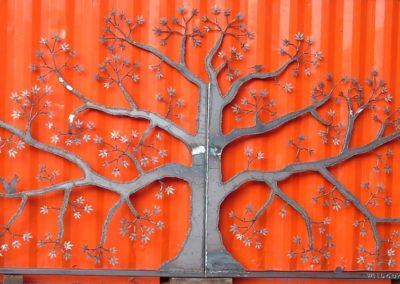 Door County WI  Gate