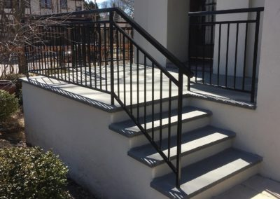 Railing for Jeff Frank