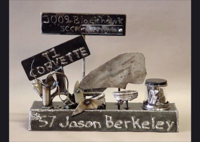 Berkeley Memorial 20 in wide