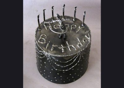 Birthday Cake - 11 in diameter