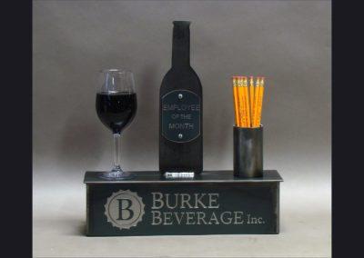 Burke Beverage 16 in wide