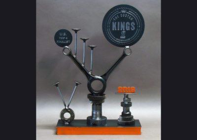 Custom Kings HD 15 in wide
