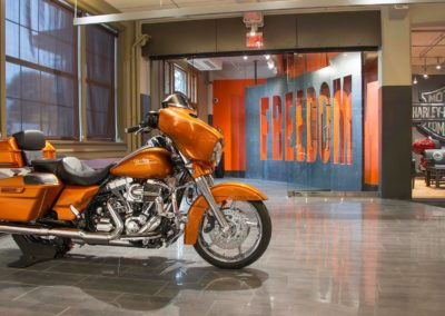 Harley-Davidson Lobby Milwaukee, WI