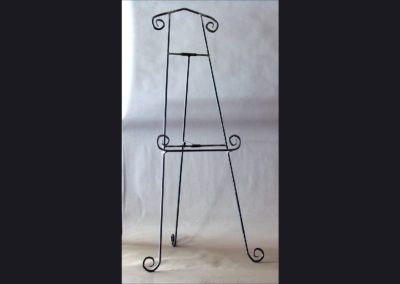 Easel  - 5 ft tall