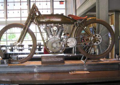 Harley Musuem Motocycle Platfrom
