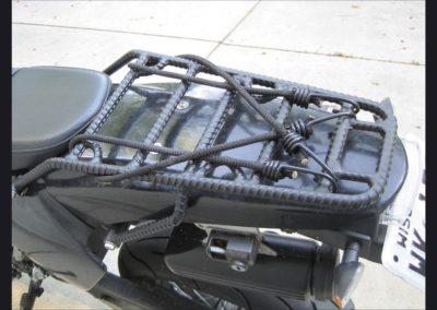 Suzuki Rack  - DRZ400SM