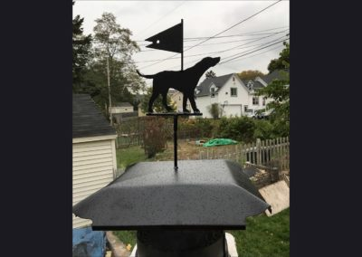 Weathervane - Dog 2017