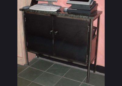 Osteria - Micros Cabinet
