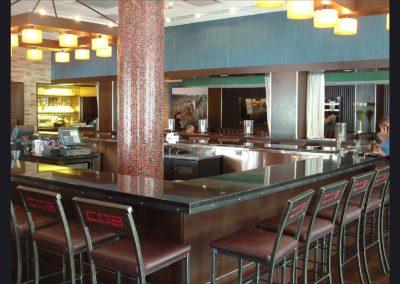 COA Restaurant - Bar & Stools