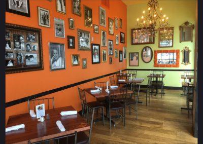 Cubanitas 2 - Chairs, Tables & Chair Rail