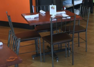 Cubanitas - Table & Chairs