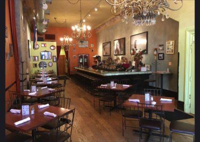 Cubanitas 1  - Bar, tables, chairs, Stools,  Everything