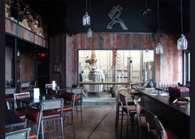 CSCD - Tables, Stools,  Signs, Walls, Jug Lights, Bar