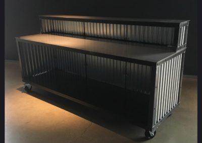 Harley-Davidson Museum - Mobile Bars 8 ft wide