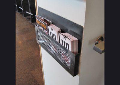 HD Museum - Pamphlet Holder