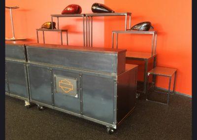 Harley-Davidson Museum - Mobile Bars 6 ft wide