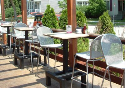 Leffs - Tables & Railings