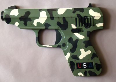 Camo Gun 42 in wide
