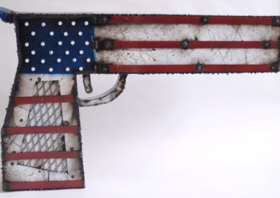 America Gun 36 in wide