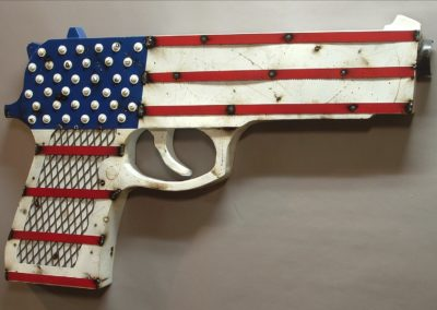USA Gun  42 in wide