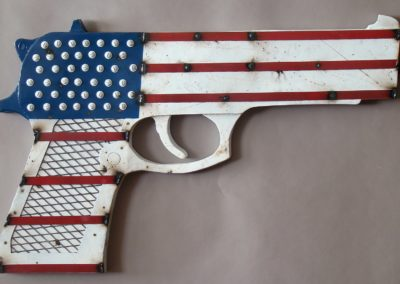 USA Gun  42 in wide  2012