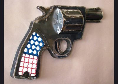 USA Revolver 42 in wide