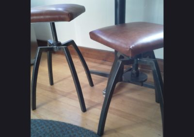 Adjustable Height Stool