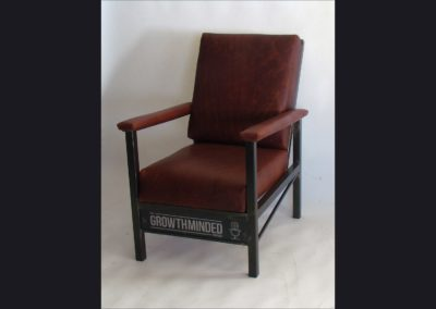 Growth Mined Arm Chair
