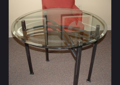 table-glass-arch